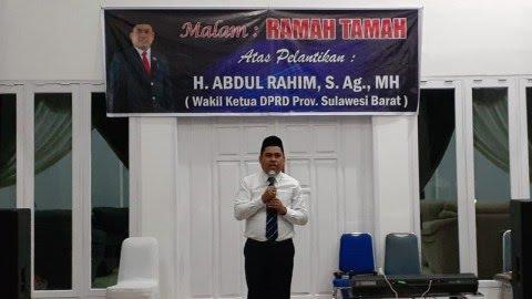 Wakil Ketua DPRD Sulbar Abdul Rahim.jpg