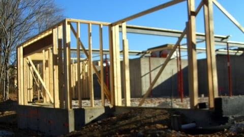 Pembangunan rumah